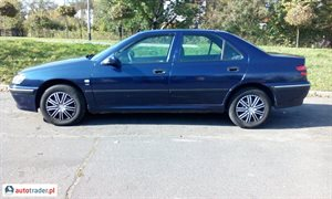 Peugeot 406 2.0 2000 r. - zobacz ofertę