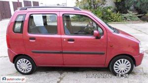 Opel Agila 1.2 2000 r. - zobacz ofertę