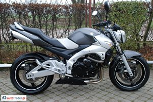 Suzuki GSR 2006 r.,   11 800 PLN