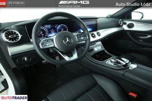 Mercedes E-klasa 2019 2.0 197 KM