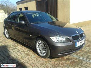 BMW 320 2.0 2005 r.,   27 900 PLN
