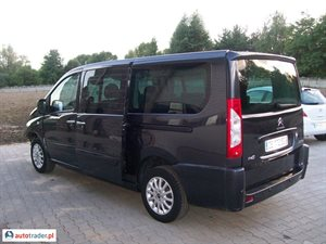 Citroen Jumpy 2012 2 163 KM
