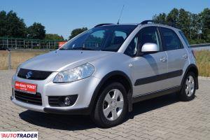 Suzuki Sx4 2008 1.6 108 KM