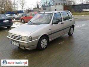 Fiat Uno 1.0 2001 r. - zobacz ofertę