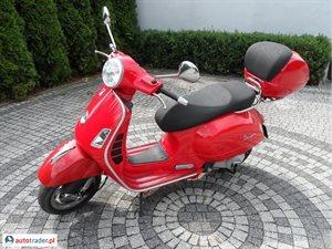 Piaggio Vespa 250 2009 r.,   10 900 PLN