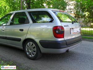 Citroën Xsara 1.4 1998 r.,   3 400 PLN
