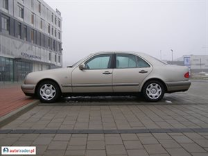 Mercedes 200, 1997r. - zobacz ofertę