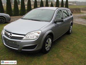Opel Astra 2009 1.6 116 KM