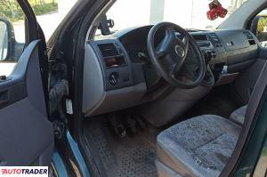 Volkswagen Transporter 2007 2.5