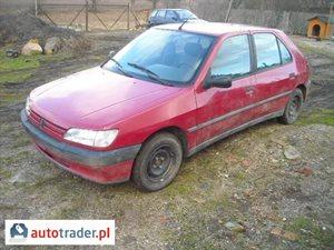 Peugeot 306 1.4 1993 r. - zobacz ofertę