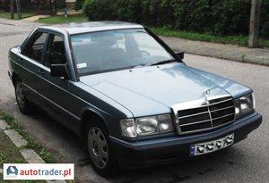 Mercedes W-201 (190) 2.3 1989 r. - zobacz ofertę