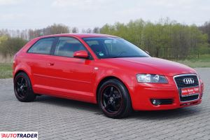 Audi A3 2007 1.9 105 KM