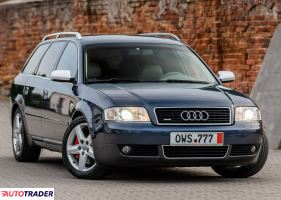 Audi A6 2001 3 220 KM
