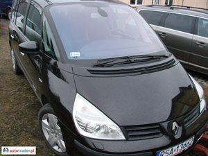 Renault Espace 2008 2.0 173 KM