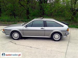 Volkswagen Scirocco 1.8 1990 r. - zobacz ofertę