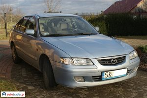Mazda 626, 2000r. - zobacz ofertę