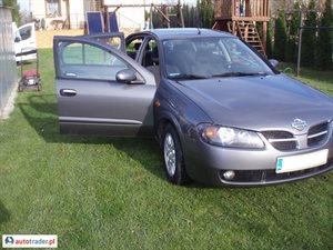 Nissan Almera 1.5 2005 r. - zobacz ofertę