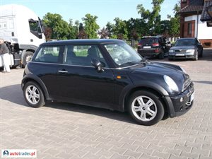 Mini Cooper 2005 1.6 115 KM