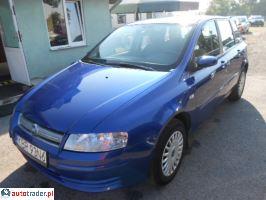 Fiat Stilo 1.9 2006r. - zobacz ofertę