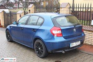 BMW 118 2006 2 122 KM