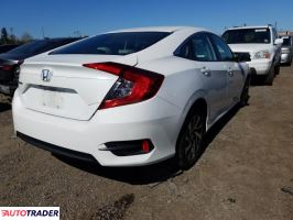 Honda Civic 2016 2