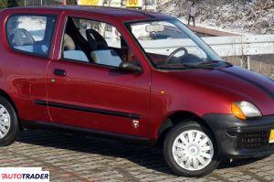 Fiat Seicento 2002 0.9 40 KM