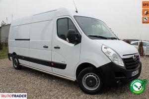 Opel Movano - zobacz ofertę