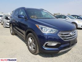 Hyundai Santa Fe 2017 2