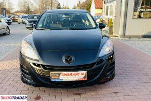 Mazda 3 2009 1.6 105 KM