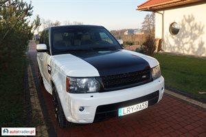 Land Rover Range Rover Sport 3.0 2010 r. - zobacz ofertę