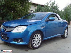 Opel Tigra 1.8 2005 r. - zobacz ofertę