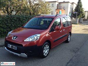 Peugeot Partner 1.6 2011 r.,   28 800 PLN