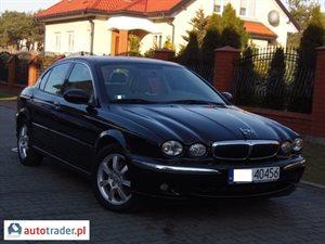 Jaguar X-Type 2.0 2004 r. - zobacz ofertę