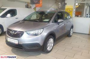 Opel Crossland X - zobacz ofertę