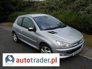 Peugeot 206 1.1 2005 r. - zobacz ofertę