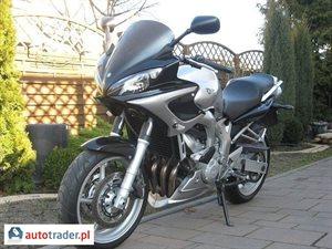 Yamaha FZ 600 2004 r.,   11 200 PLN