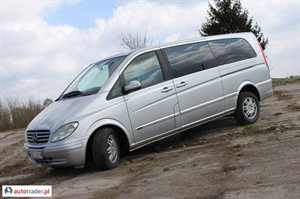 Mercedes Viano 2.2 2005 r. - zobacz ofertę