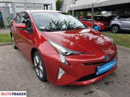 Toyota Prius - zobacz ofertę