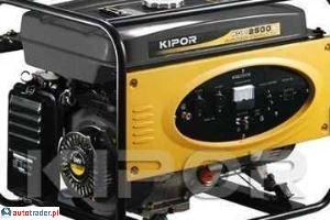 Agregaty  prądotwórcze KGE2500XA 2,2 kVA