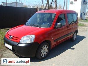 Peugeot Partner 1.6 2006 r. - zobacz ofertę