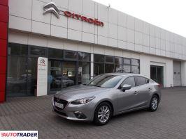 Mazda 3 2014 2.0 120 KM