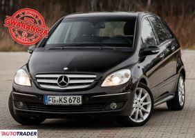 Mercedes B-klasa - zobacz ofertę