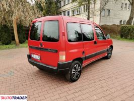 Citroen Berlingo 2003 1.9 71 KM
