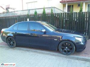 BMW 550 2007 4.8 367 KM