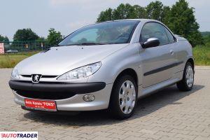 Peugeot 206 CC - zobacz ofertę