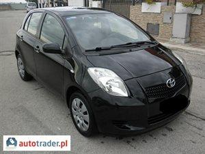 Toyota Yaris 1.3 2007 r. - zobacz ofertę