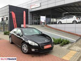 Peugeot 508 2011 1.6 112 KM