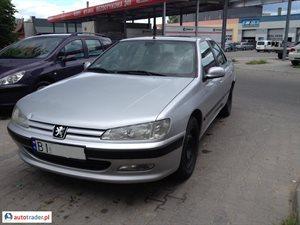 Peugeot 406 1.8 1996 r. - zobacz ofertę