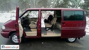 Volkswagen Caravelle 2.5 1999 r. - zobacz ofertę