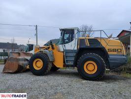 Liebherr L 580 2plus2 Stan IGŁA !!! - zobacz ofertę